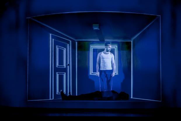 Bühnenmacher Liliom Stadttheater Fürth