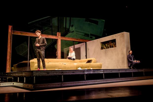 Bühnenmacher Geächtet Stadttheater Fürth